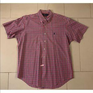 Ralph Lauren /s/s button down shirt L